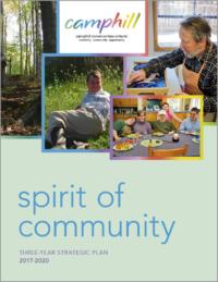 Camphill Communities Ontario Strategic Plan